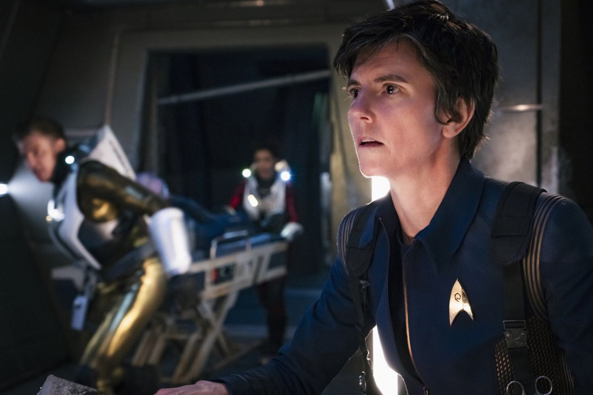 "Star Trek: Discovery premiere recap: ""Brother"" searches for"