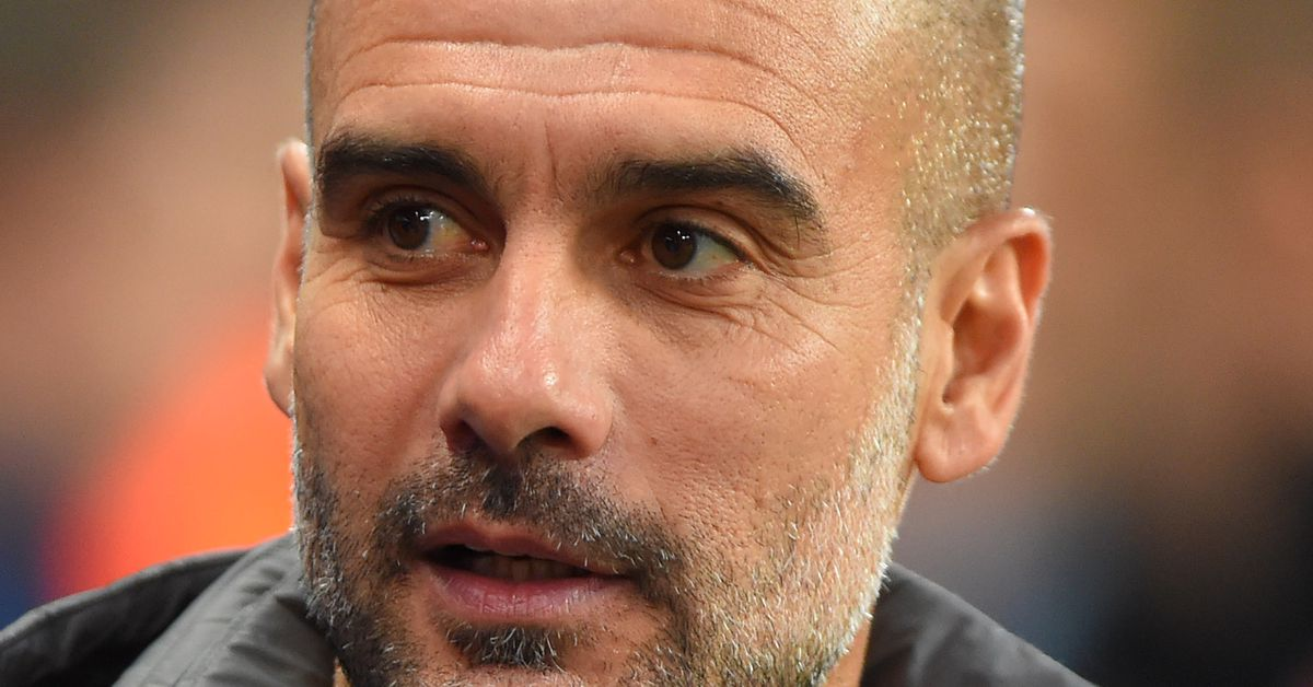 Report: Manchester City coach Pep Guardiola visits Bayern ...