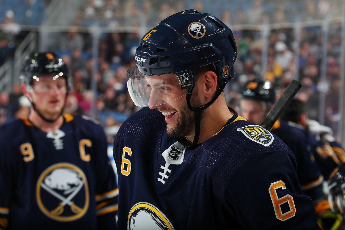 Marco Scandella has been a pleasant surprise for the Buffalo Sabres