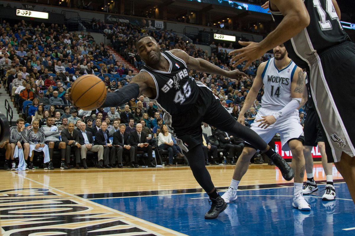 DeJuan Blair's strong work ethic could fit right in with the Heat.
