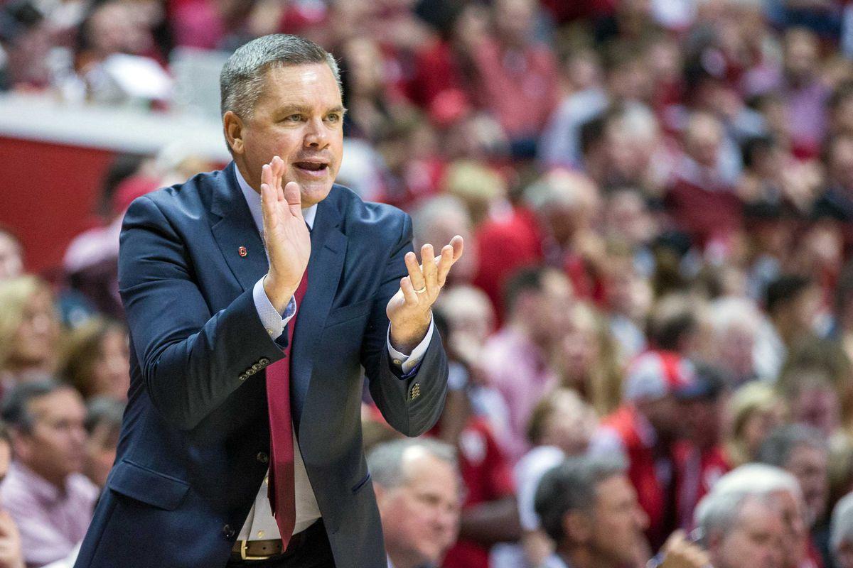 NCAA Basketball: Ohio State at Indiana