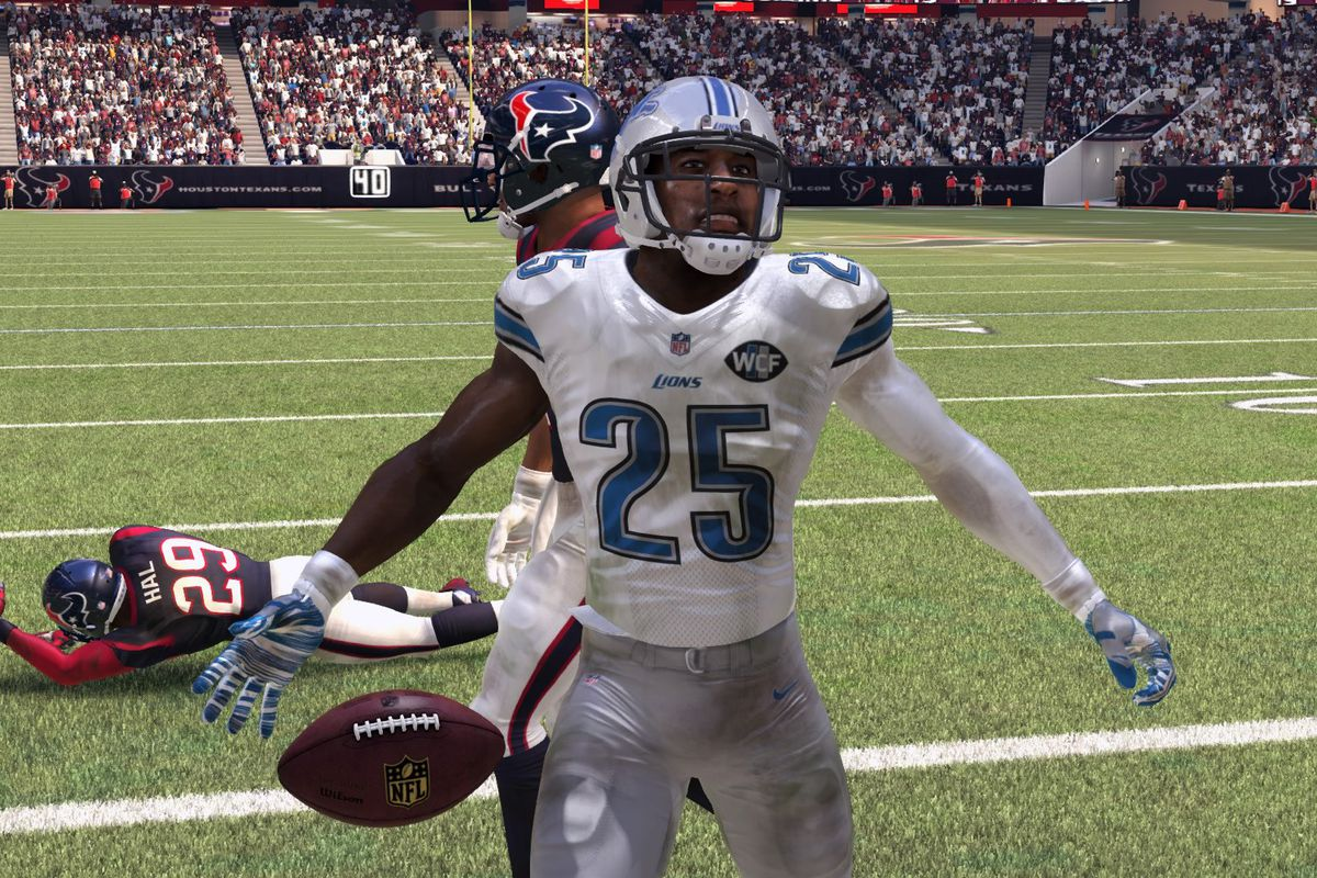 fbd2cfa78 Madden simulation: Lions top Texans in OT thriller, 37-34 - Pride Of ...