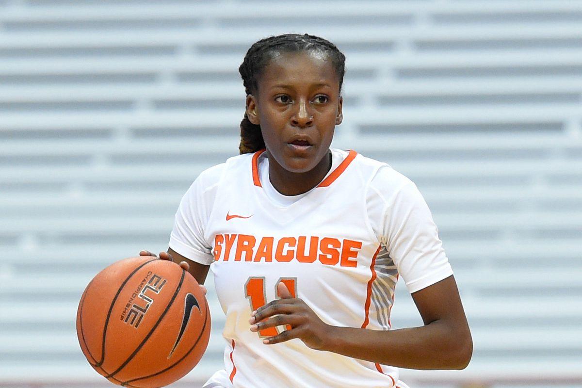 NCAA Womens Basketball: Siena at Syracuse
