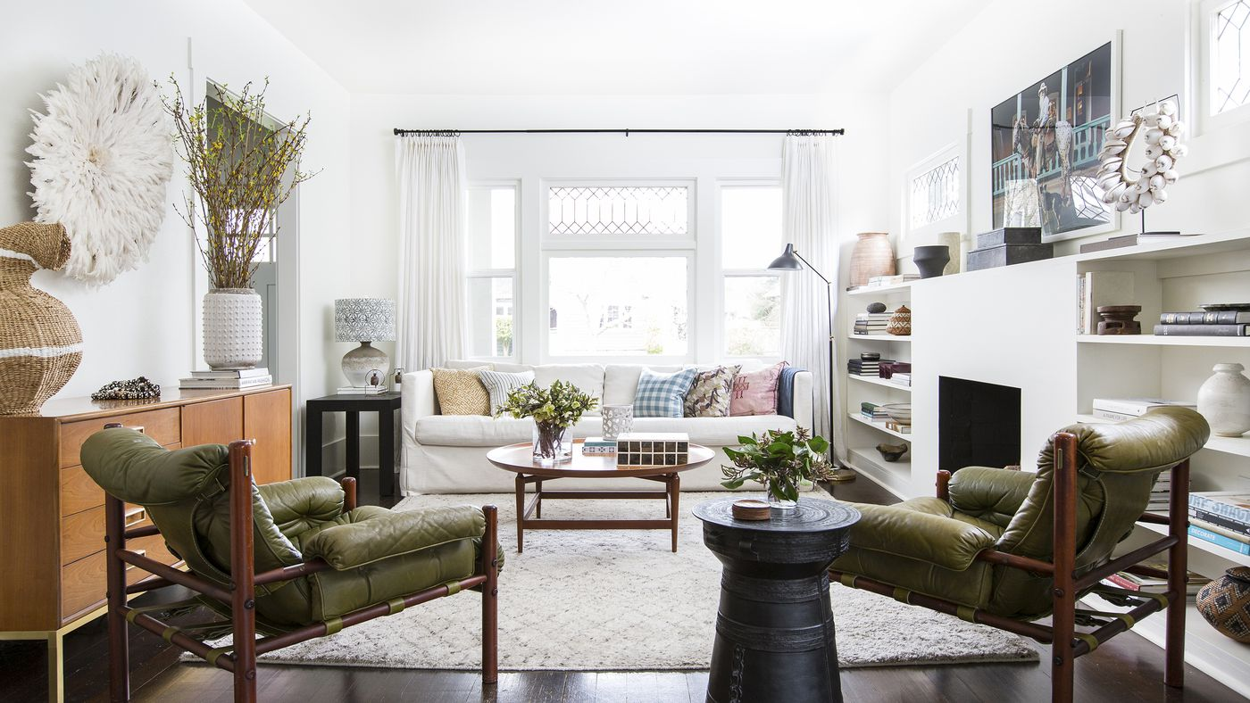 how to design the perfect living room - curbed
