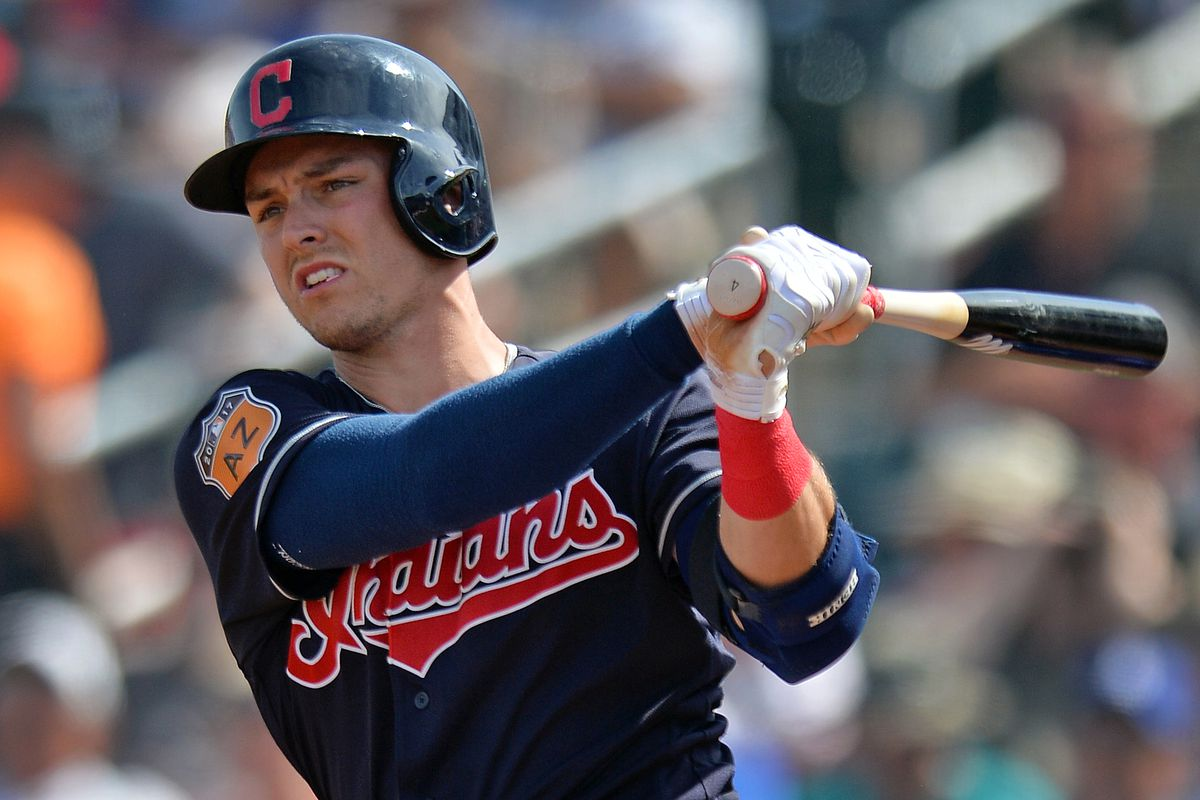 MLB: Spring Training-Los Angeles Dodgers at Cleveland Indians