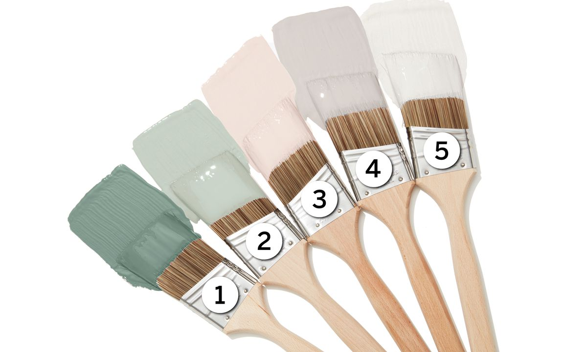 Read This Before You Pick a Paint Color, loaded paint brushes, Sep/Oct 2020