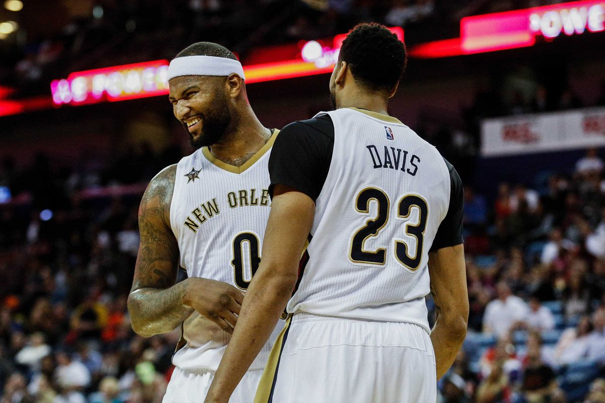 If History Repeats A Healthy Anthony Davis And Demarcus