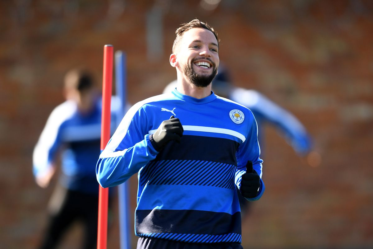 Chelsea step up pursuit of Leicester City's Danny Drinkwater
