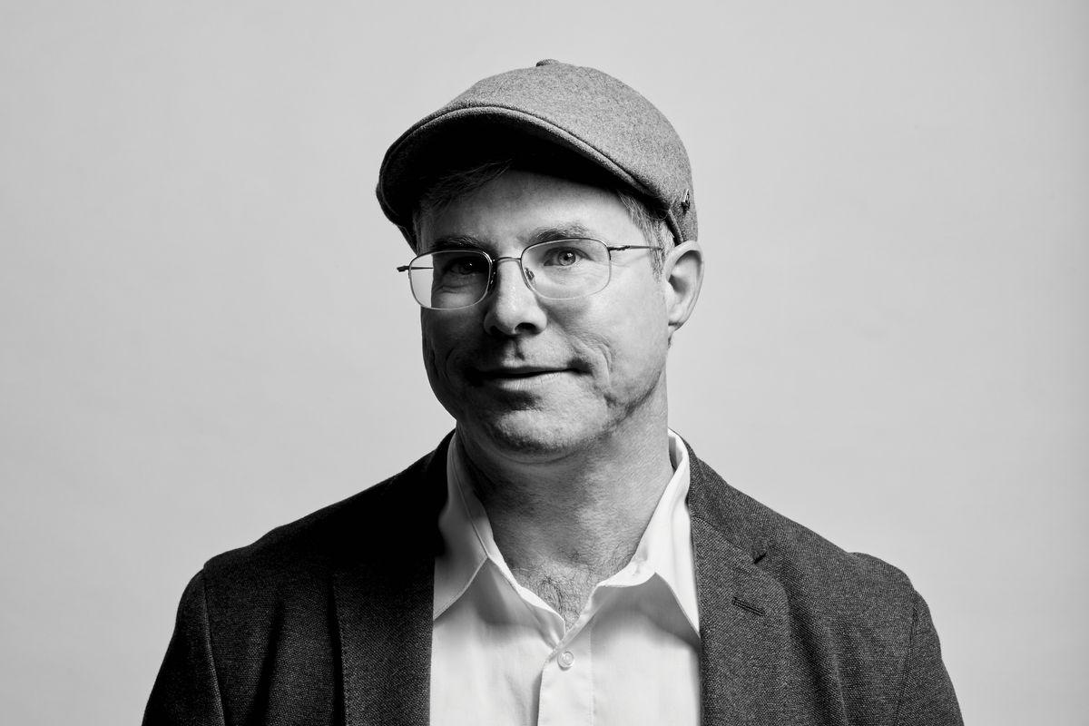 """""""The Martian"""" and """"Artemis"""" author Andy Weir"""