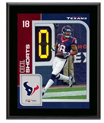 cecil shorts texans jersey