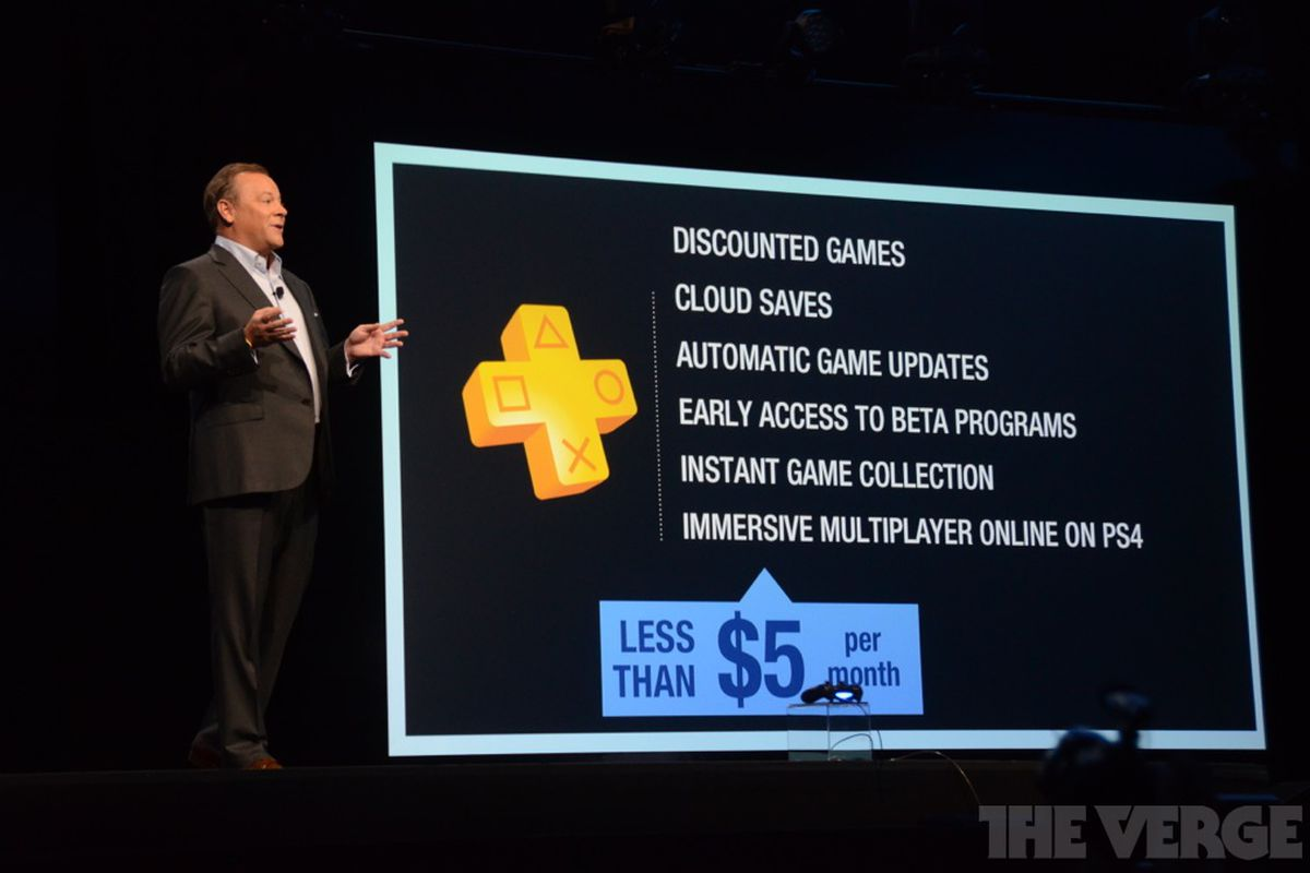 Sony to require PlayStation Plus membership for online