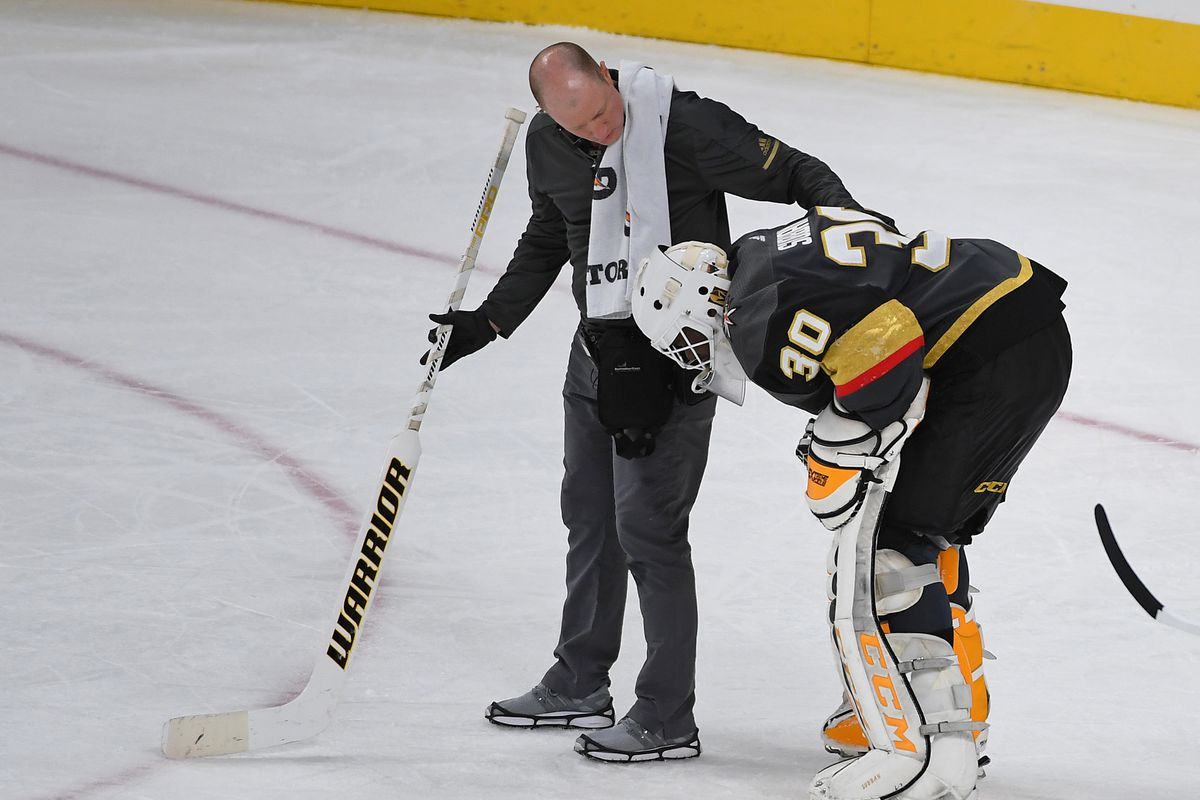 Malcolm Subban Probably Out Weeks Per Report Knights On Ice