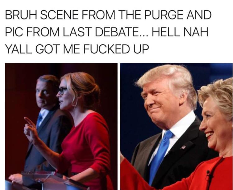 purge