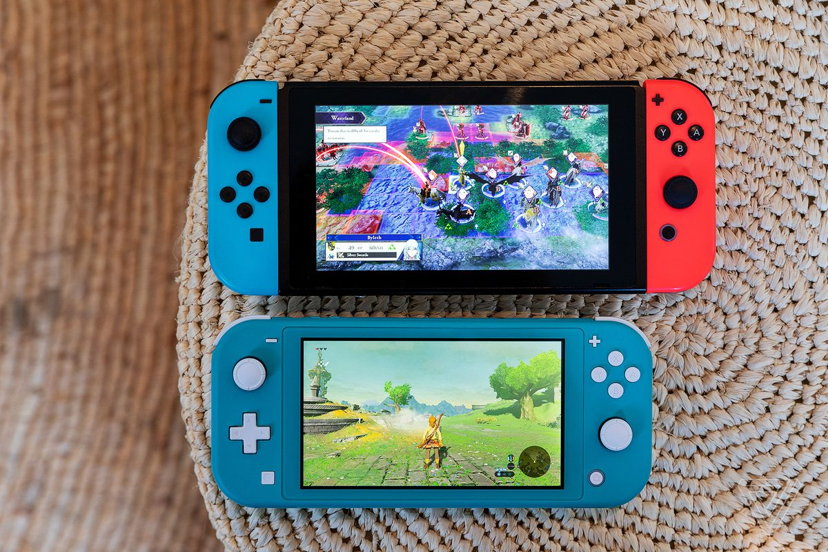 The 8 best games for your new Nintendo Switch - The Verge