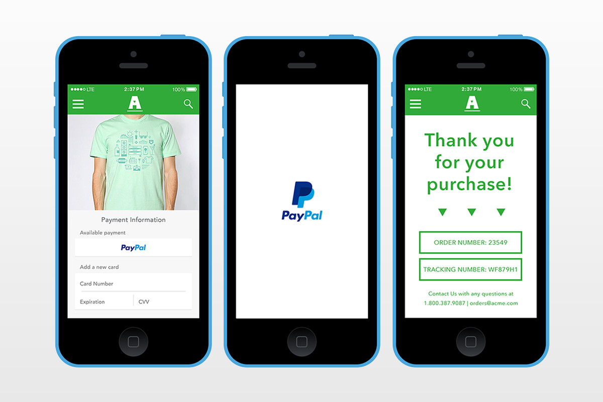 Paypal One Touch AuГџchalten