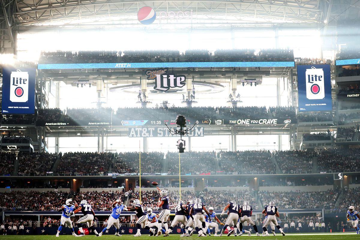 Los Angeles Chargers v Dallas Cowboys