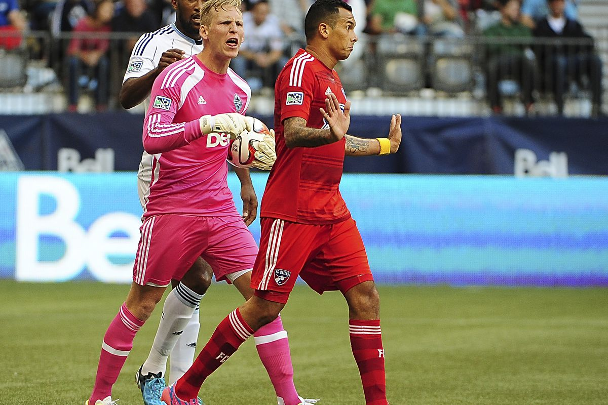 Previously combatants, these men now face FC Dallas together.