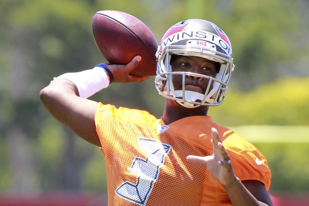 Jameis Winston and the Tampa Bay Bacs are in action on Friday.