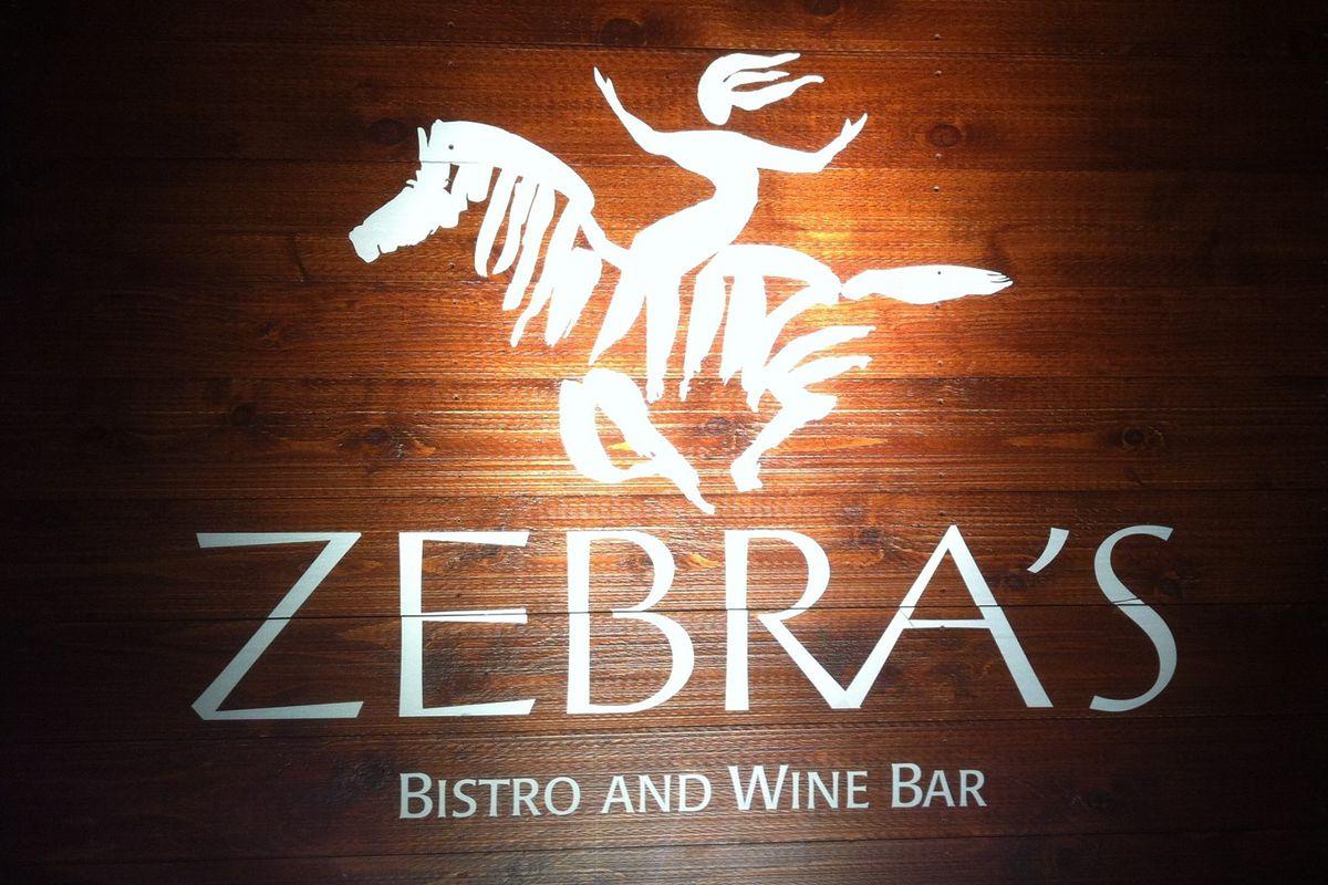 Zebra's logo