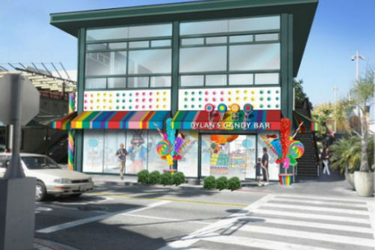 """Image of Dylan's via <a href=""""http://theboutique411.com/sweet-shop-dylans-candy-bar-will-open-in-los-angeles/"""">Boutique 411</a>"""