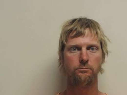Tyson Neil Holyoak, 36, was arrested for investigation of criminal trespass and interference with arresting officer on Thursday, Sept. 24, 2020.