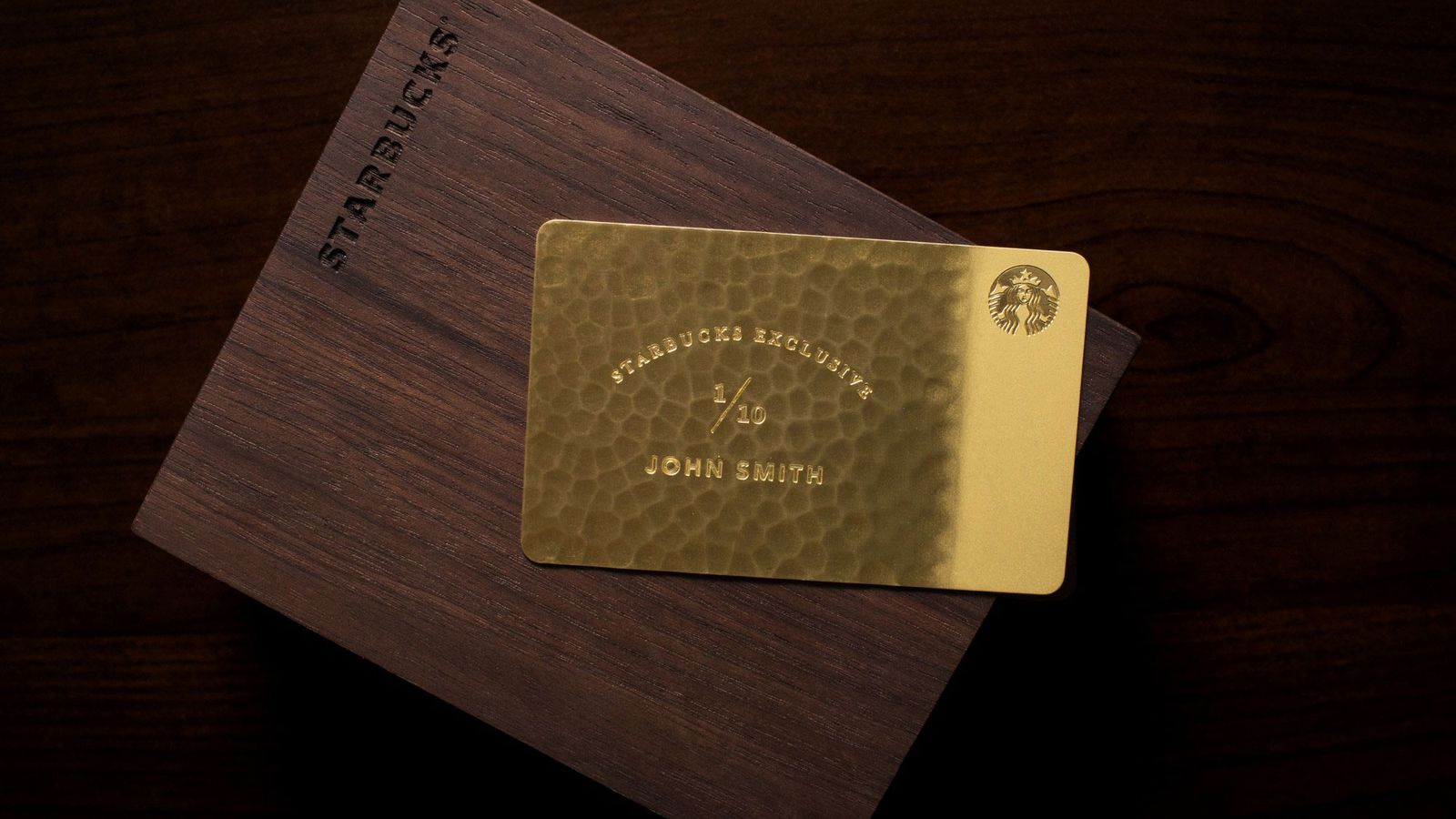 starbucks  u0026 39 exclusive u0026 39   5 000 giftcard is made from 10