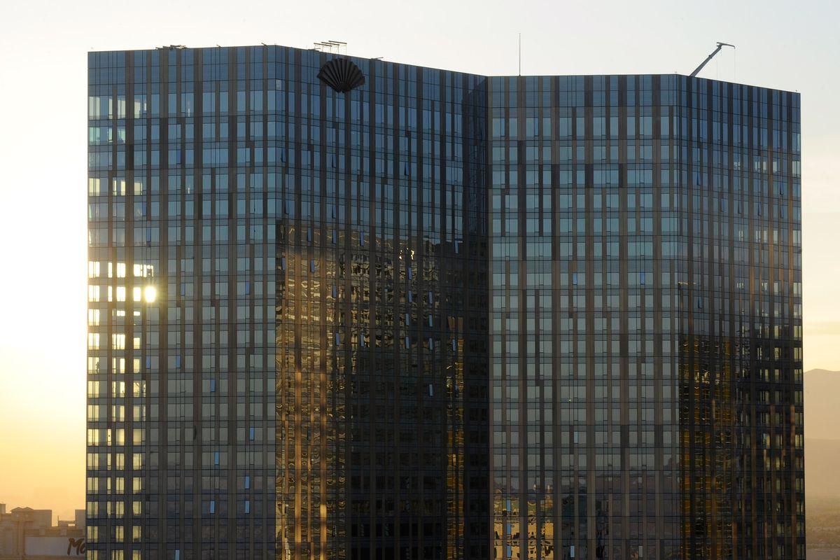Massive Las Vegas CityCenter Resort Complex Nears Completion