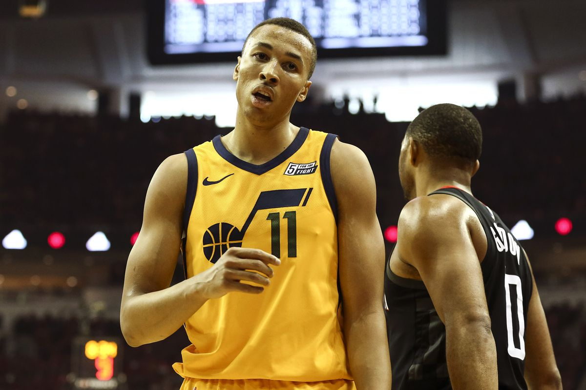 The Jazz Are Betting On Dante Exum Slc Dunk