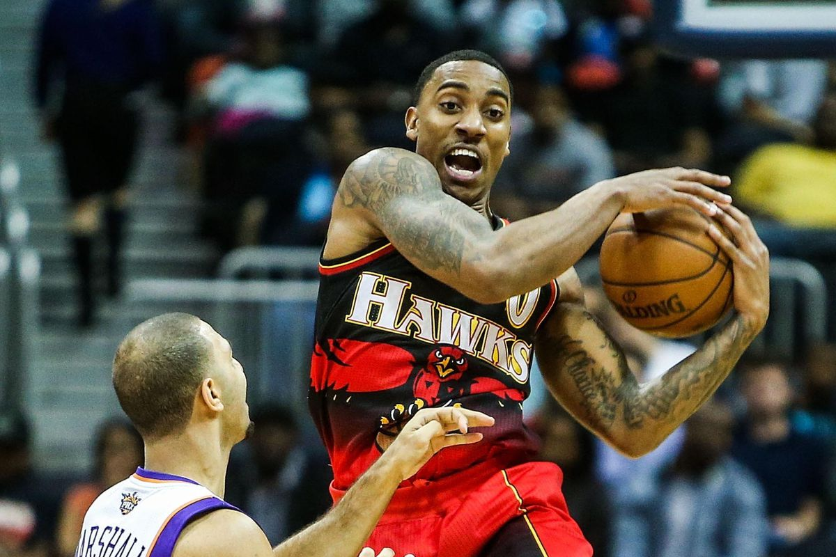 When Jeff Teague was good, he was real good.