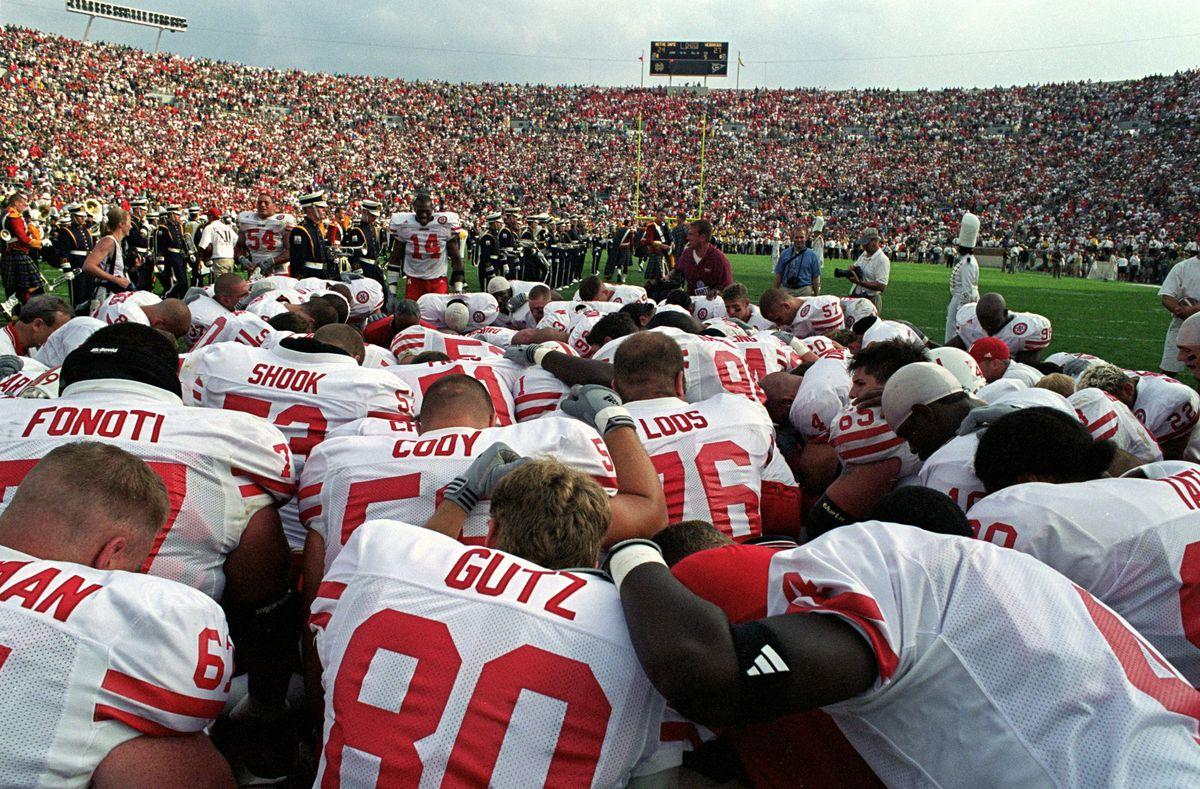 View of Team Prayer