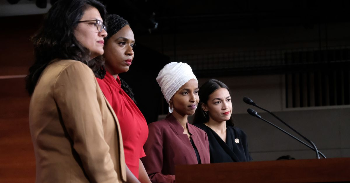 """How 4 congresswomen came to be called """"the Squad"""""""