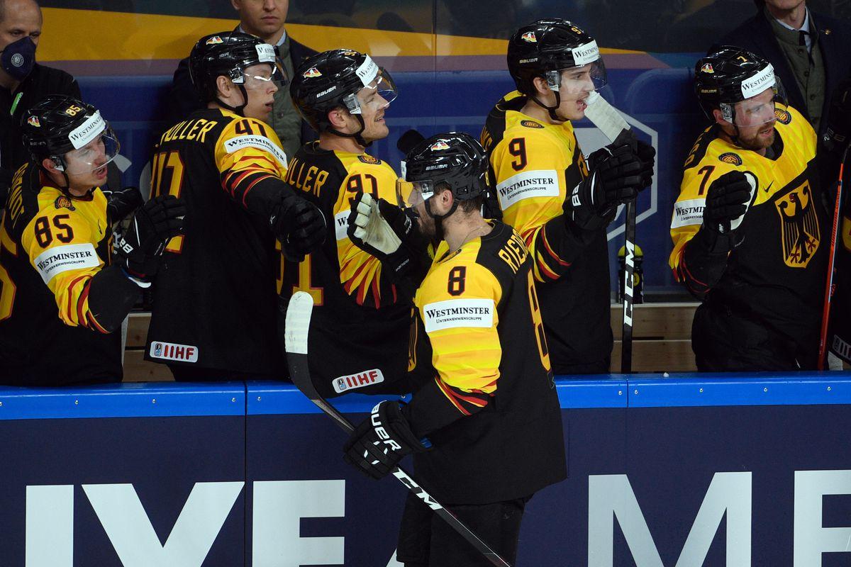 Ice Hockey World Championship: Germany - Italy