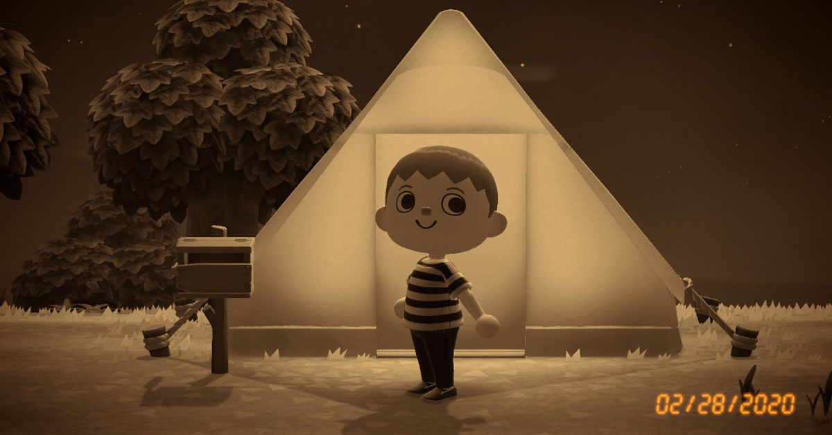 Animal Crossing New Horizons (Switch) first week daily walkthrough - Polygon