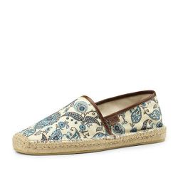 """<strong>Gucci</strong> Alegandro Paisley-Print Espadrille in Blue, <a href=""""http://www.bergdorfgoodman.com/Gucci-Alegandro-Paisley-Print-Espadrille-Blue-mens-espadrille/prod92700113___/p.prod?icid=&searchType=MAIN&rte=%252Fsearch.jsp%253FN%253D0%2526Ntt%2"""