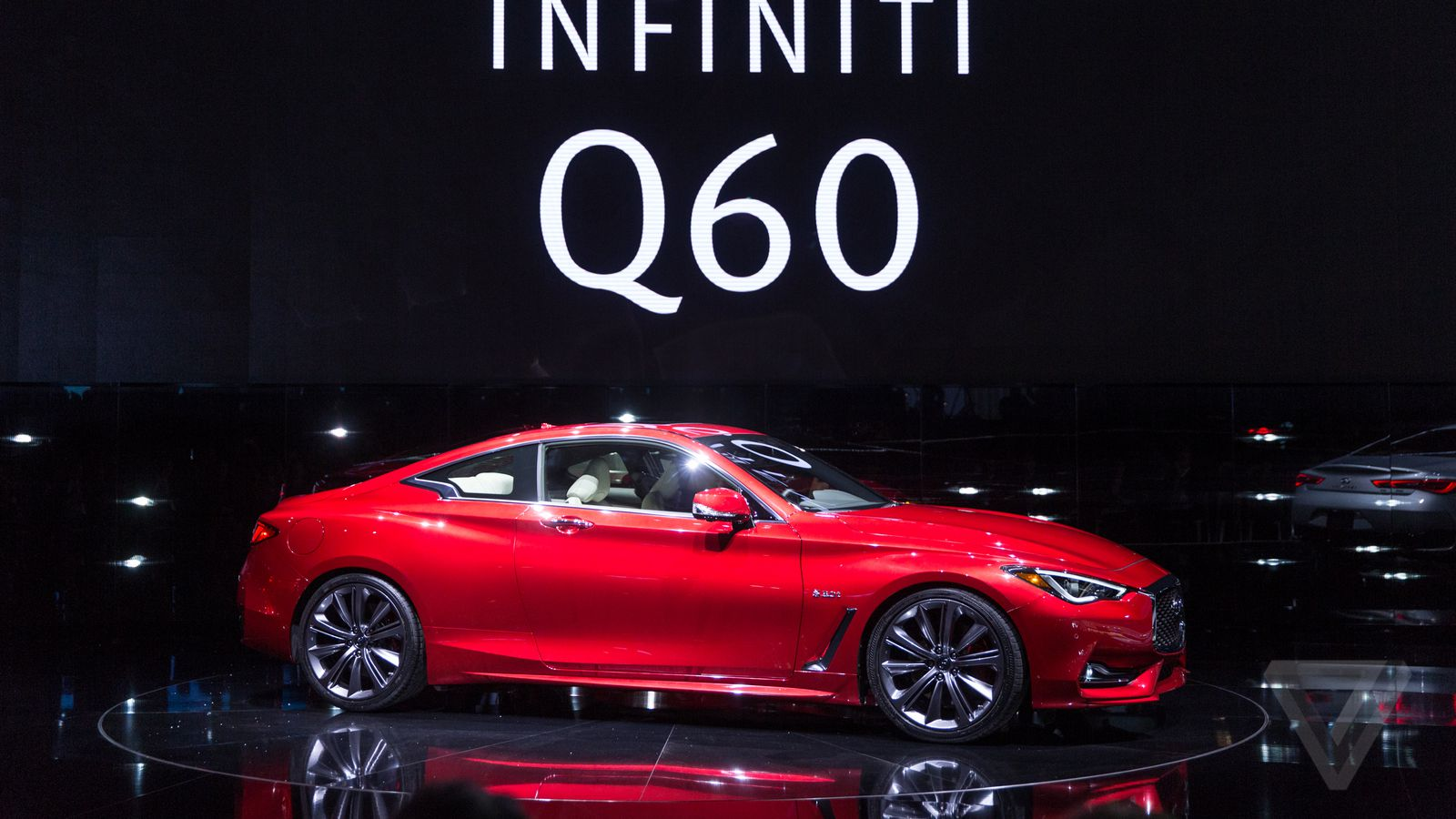 infiniti q60 blacked out. the new infiniti q60 is a svelte luxury sports coupe with 400 horsepower verge blacked out