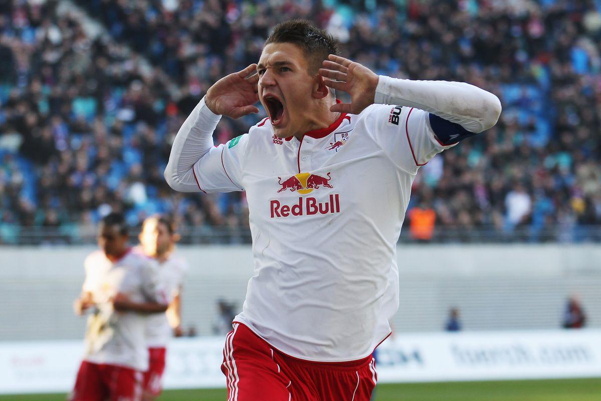 RB Leipzig v Holstein Kiel - Regionalliga North