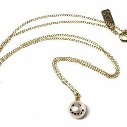 "<b>Nektar de Stagni</b> Pearl Pendant Necklace, <a href=""http://www.shopwhitney.org/n.html"">$455</a> at <b>The Whitney</b>"
