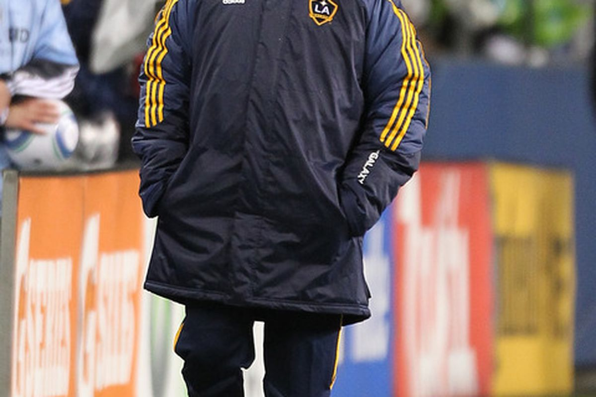 From First Kick to the end of the Season Bruce Arena led the LA Galaxy to strong results and one of the best seasons in MLS history.
