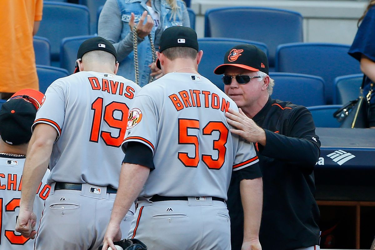 Zach Britton Out Six Months With Ruptured Achilles