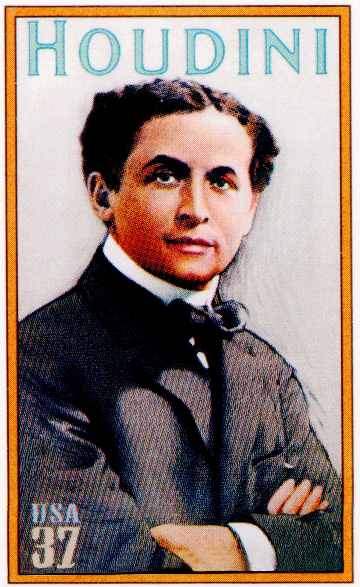 Houdini Stamp Unveiled