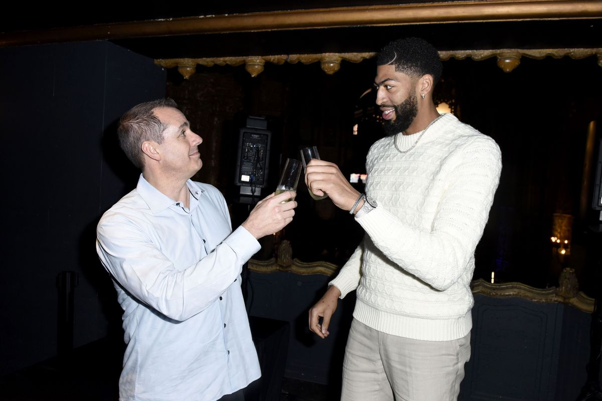 First Entertainment x Los Angeles Lakers and Anthony Davis Partnership Launch Event, March 4 in Los Angeles