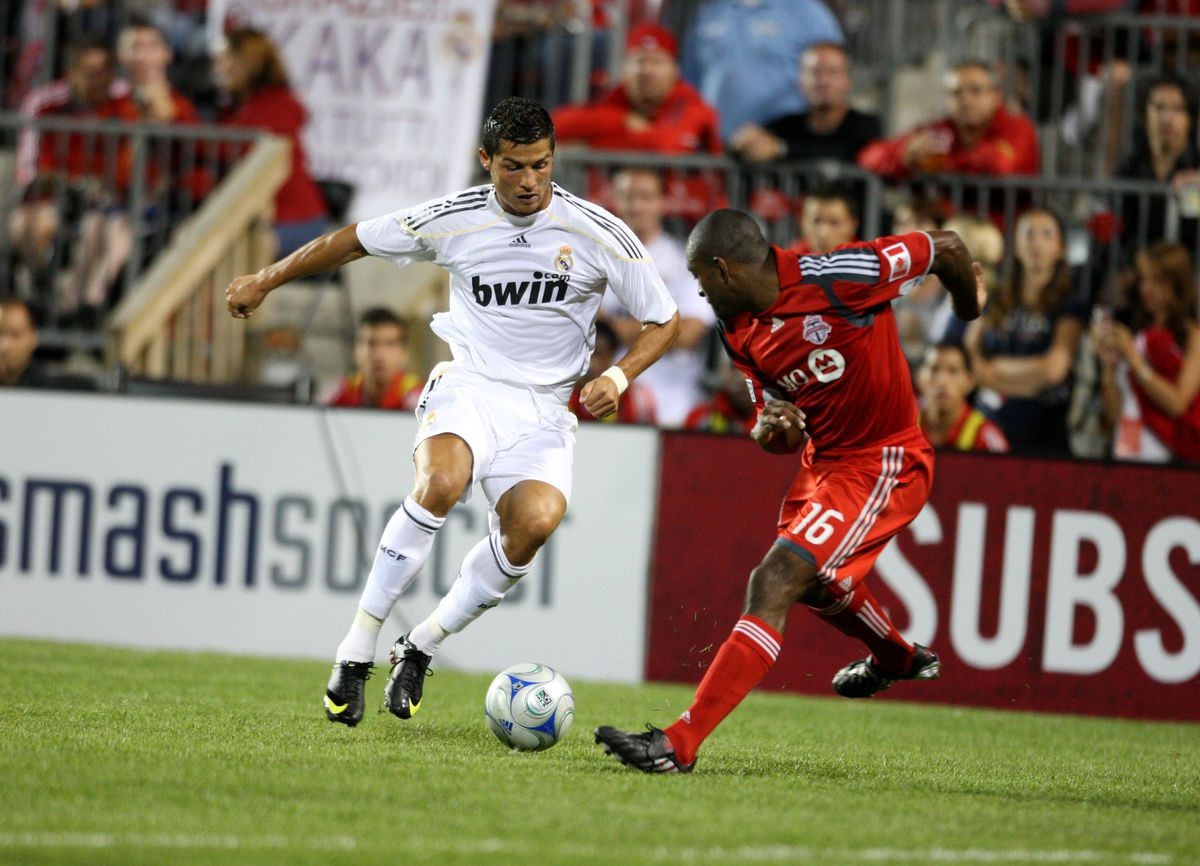 Pre-Season Friendly Match: Real Madrid v Toronto FC