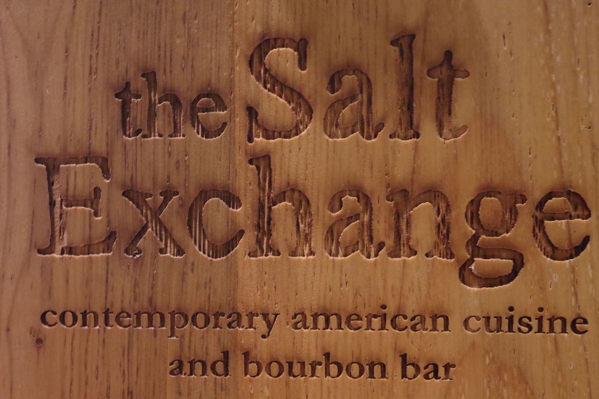 The Salt Exchange is undergoing changes.