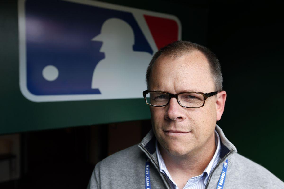 St. Louis Post-Dispatch baseball writer Derrick Goold