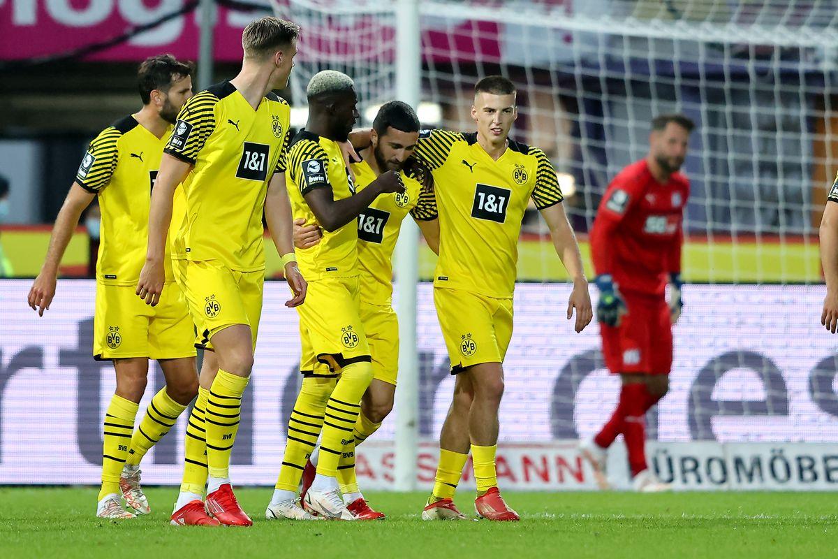 VfL Osnabrück v Borussia Dortmund II - 3. Liga