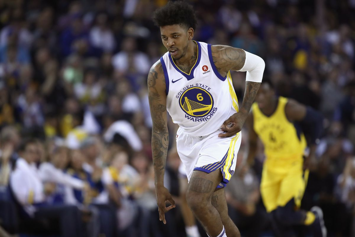 5549093fea1 Nick Young and JaVale McGee won an NBA championship together. What a ...