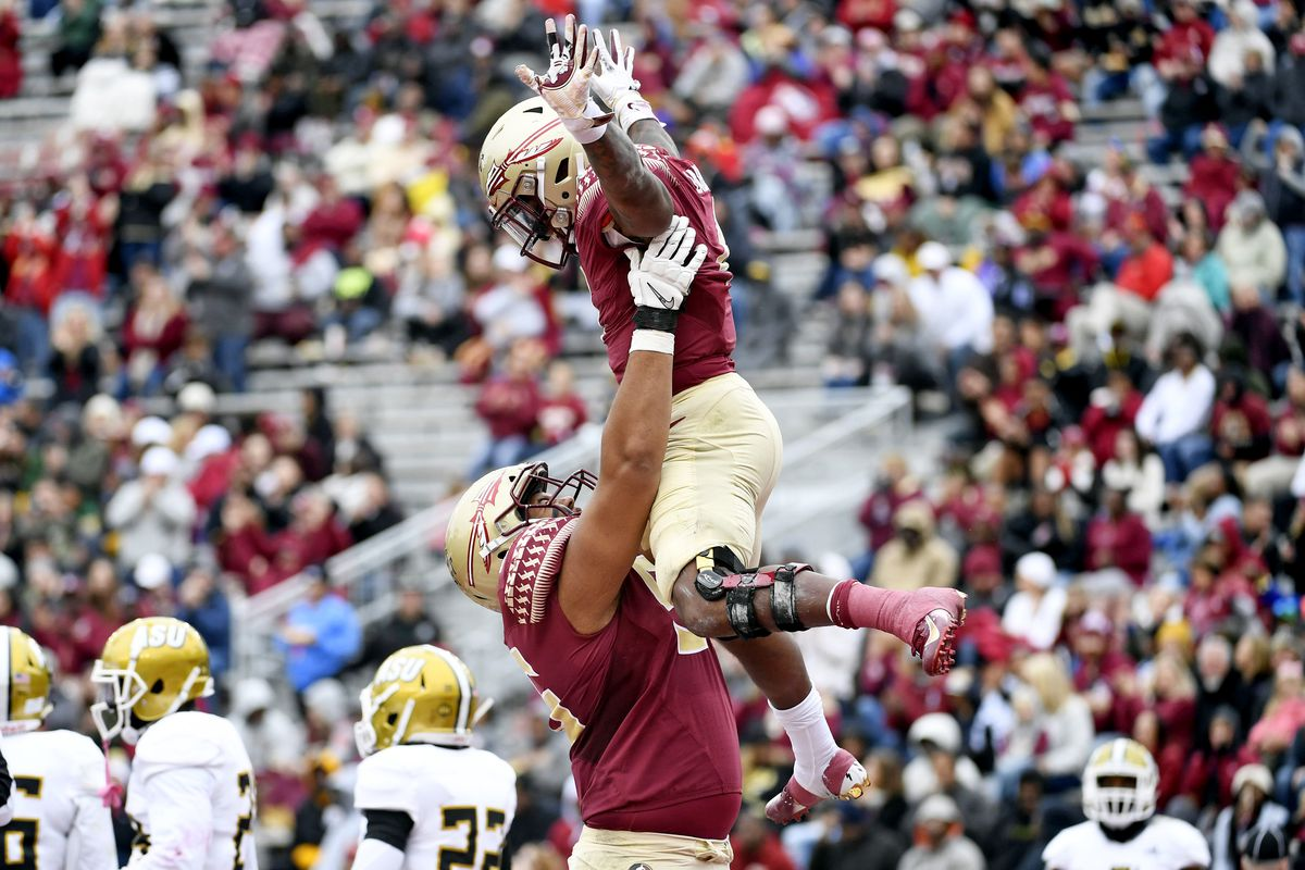 NCAA Football: Alabama State at Florida State