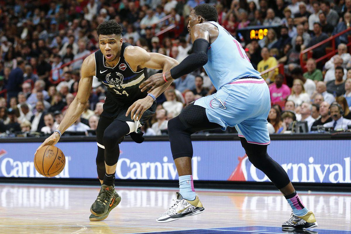 Milwaukee Bucks v Miami Heat