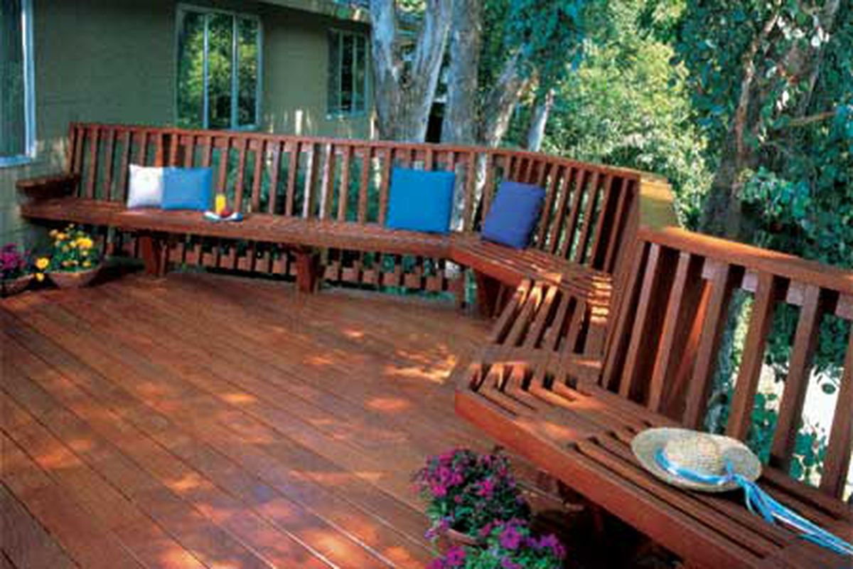 Best Deck Cleaner Stain Sealer This Old House