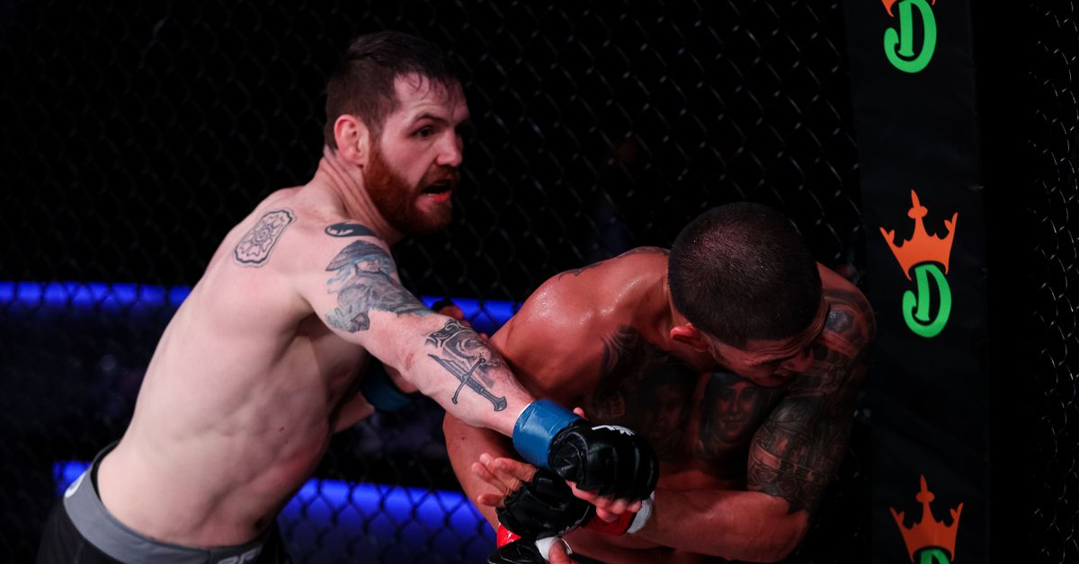 Clay Collard welcomes target on his back after dispatching Anthony Pettis in PFL debut